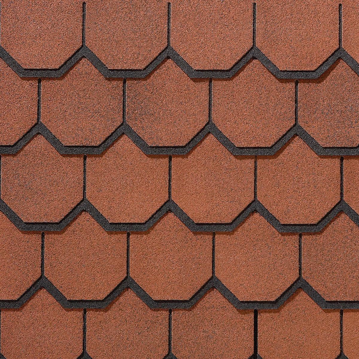 CT Carriage House Georgian Brick (CTCHGEBR) <br>5 Bdl/Sq